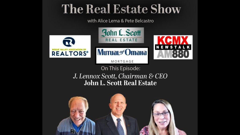 Southern-Oregons-Real-Estate-Show-Trending-Market-Conditions-w-Lennon-Scott